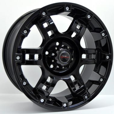 76015-86015 BLACK 17J-18J 4X4 OFF ROAD
