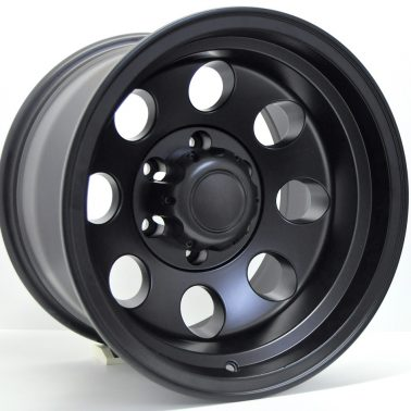 157-158 MATT BLACK 15J-16J OFF-ROAD